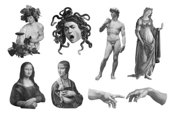 Tatouages - Renaissance en Italie