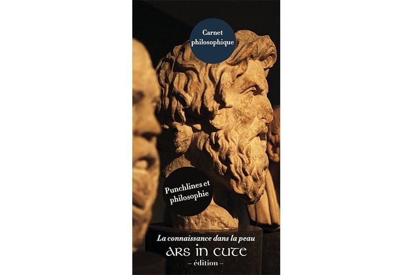 Couverture Carnet Punchlines Et Philosophie