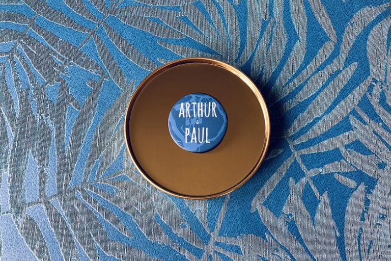 Arthur Paul Bleu