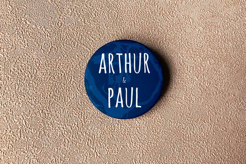 Arthur Paul Jaune