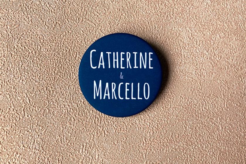 Catherine&marcello
