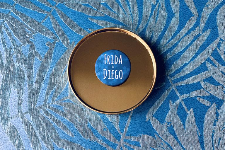 Frida Diego Bleu