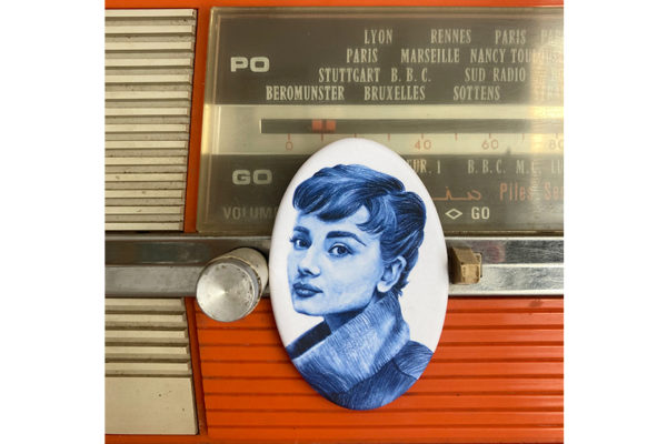 audrey radio